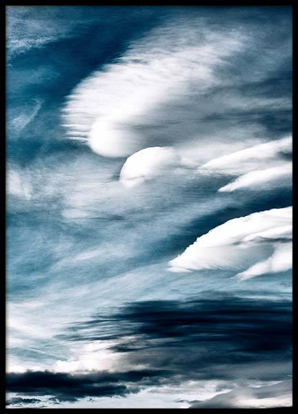 Moody Skyscape Poster in the group Posters & Prints / Nature at Desenio AB (10086)