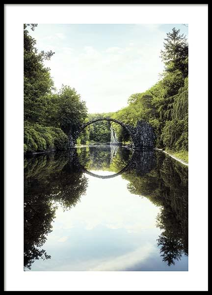 Devils Bridge Poster in the group Posters & Prints / Nature at Desenio AB (10463)