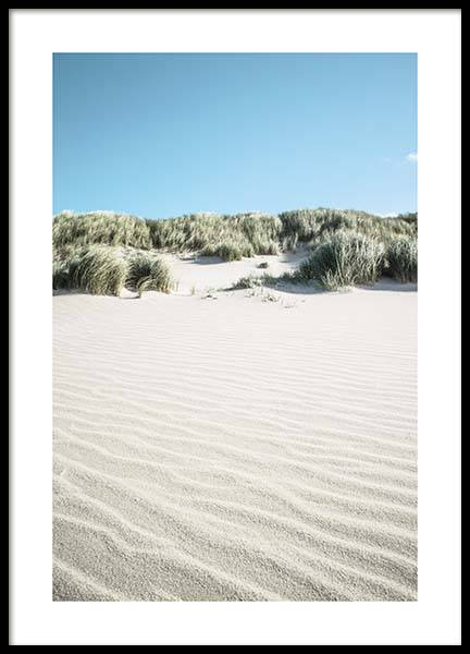 Sand Dune Poster in the group Posters & Prints / Nature at Desenio AB (10467)