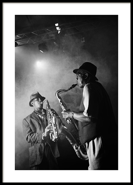 Jazz Club Poster in the group Posters & Prints / Photography at Desenio AB (10722)