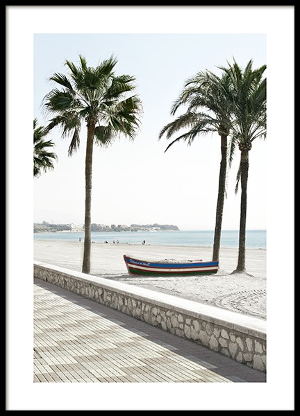 Costa del Sol Beach Poster in the group Posters & Prints / Nature at Desenio AB (10889)