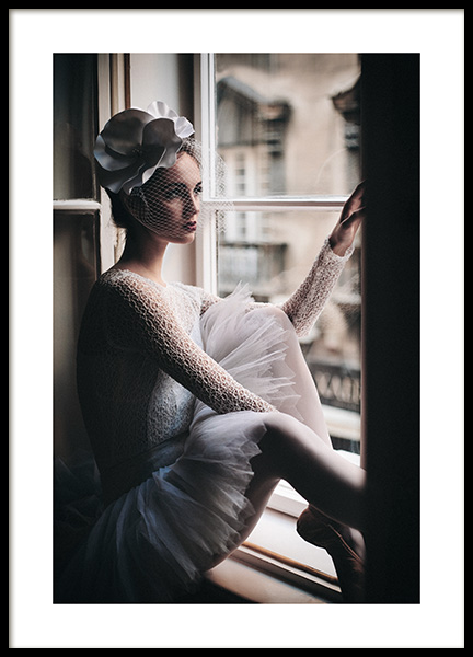Young Ballerina Poster in the group Posters & Prints / Photography at Desenio AB (11145)