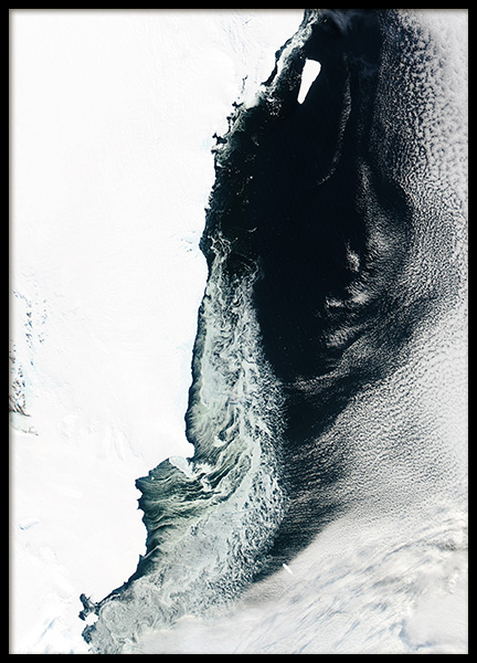 Sea Ice Poster in the group Posters & Prints / Nature at Desenio AB (11158)