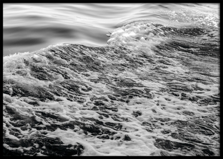 Black Sea Poster in the group Posters & Prints / Black & white at Desenio AB (11190)