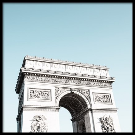 Arc de Triomphe Poster in the group Studio Collections / Studio Cosmopolitan at Desenio AB (11334)