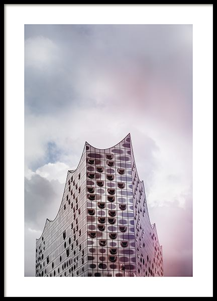 Elbphilharmonie Poster in the group Posters & Prints / Photography at Desenio AB (11390)