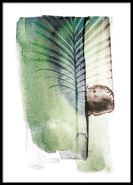 Jurassic Cycad Poster in the group Posters & Prints / Art prints at Desenio AB (11567)