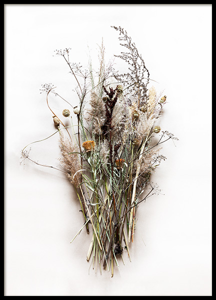 Dried Bouquet No1 Poster in the group Posters & Prints / Photography at Desenio AB (11796)