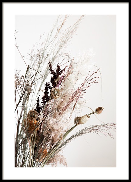 Dried Bouquet No2 Poster in the group Posters & Prints / Botanical at Desenio AB (11797)