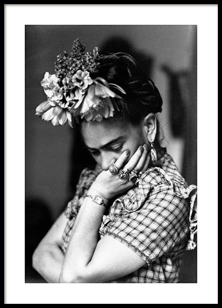 Artist, Frida Kahlo Poster
