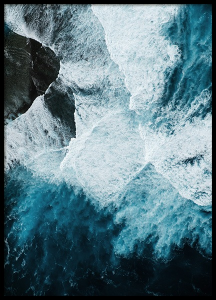 Ocean Rock Poster in the group Posters & Prints / Nature at Desenio AB (12068)