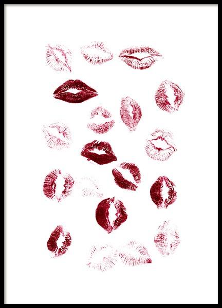 Kisses Poster