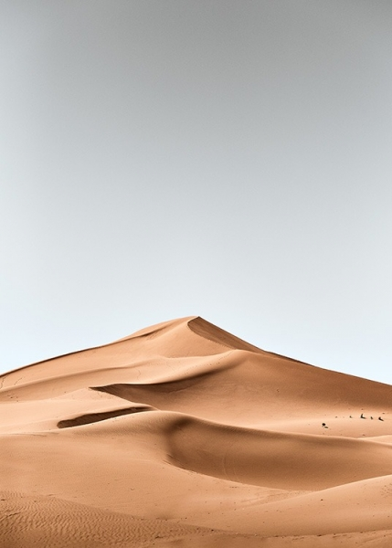 Chegaga Dunes Poster in the group Posters & Prints / Nature at Desenio AB (12203)