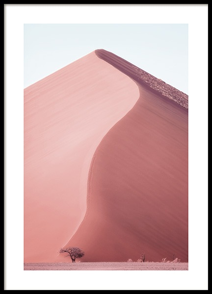 Sand Dune Namibia Poster in the group Posters & Prints / Nature at Desenio AB (12260)