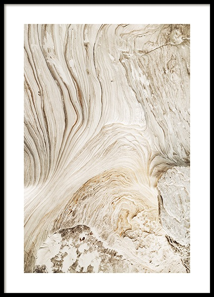 Abstract Cliffs Poster in the group Posters & Prints / Nature at Desenio AB (12398)