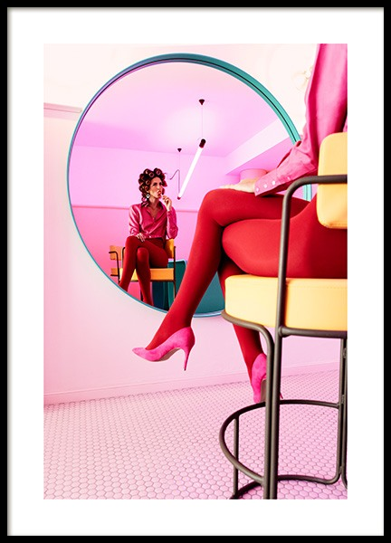 Pink Lollipop Poster in the group Posters & Prints / Photography at Desenio AB (12762)