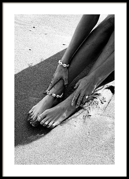 Rest Poster in the group Posters & Prints / Black & white at Desenio AB (12795)