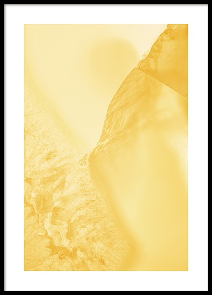 Yellow Agathe No1 Poster in the group Posters & Prints / Photography at Desenio AB (12860)