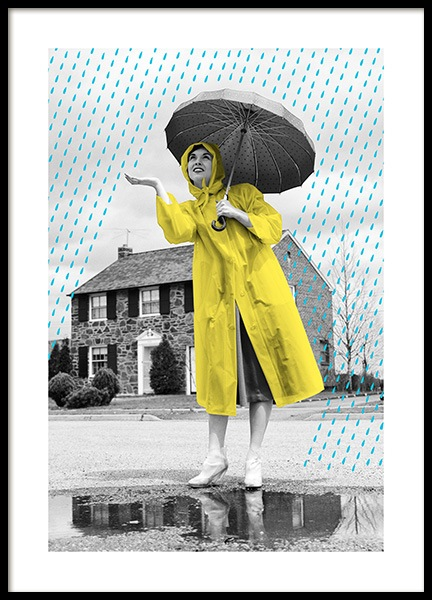 When It Rains It Pours Poster in the group Posters & Prints / Art prints at Desenio AB (12869)