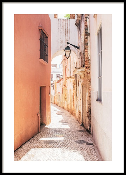 Spanish Alley Poster