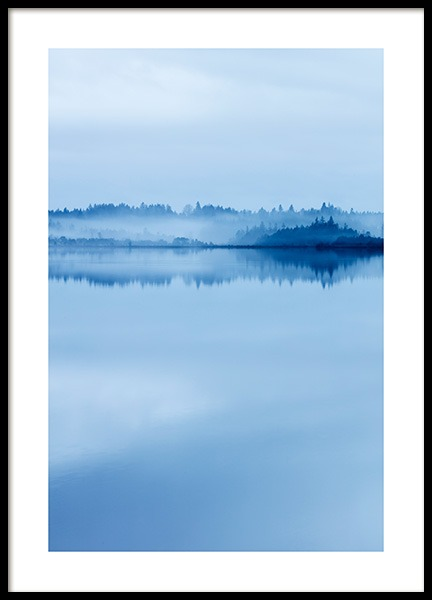 Calm Morning Poster in the group Posters & Prints / Sizes / 50x70cm | 20x28 at Desenio AB (13060)