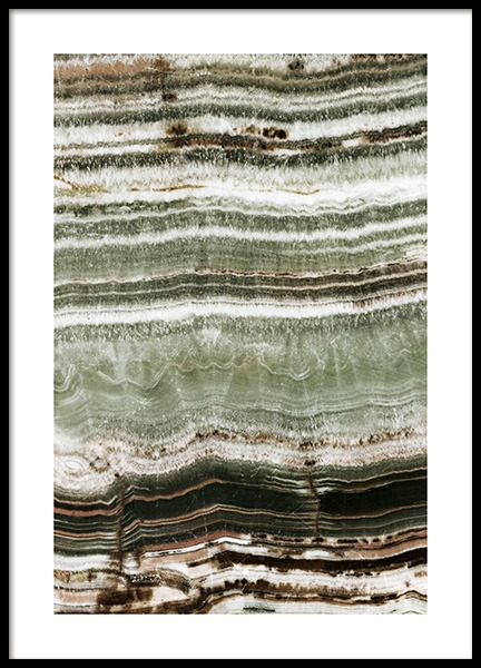 Onyx Stone Poster in the group Posters & Prints / Photography at Desenio AB (13158)