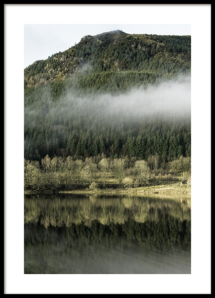 Loch Lomond View Poster in the group Posters & Prints / Nature at Desenio AB (13241)