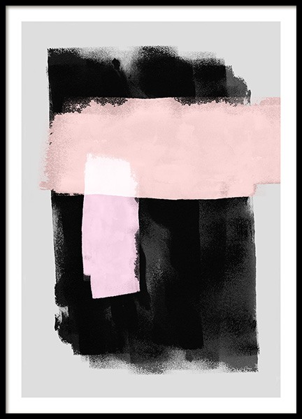 Minimalism 33A Poster in the group Posters & Prints / Art prints / Abstract wall art at Desenio AB (13579)