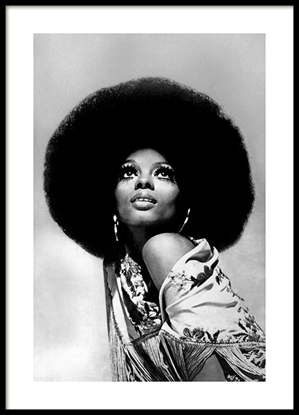 Diana Ross Poster