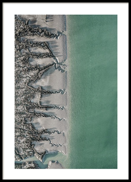 Low Tide Poster in the group Posters & Prints / Nature at Desenio AB (13971)