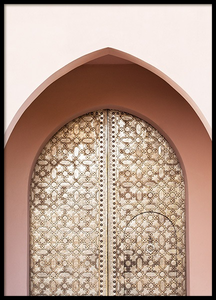 Golden Door Poster