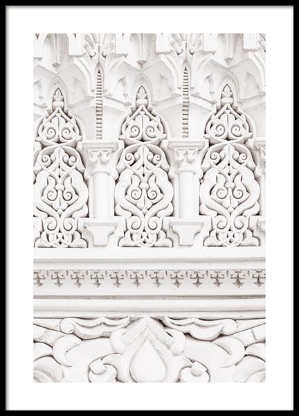 Heritage Art Poster