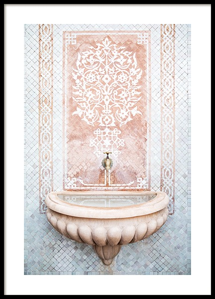 Mosaic Dream Poster