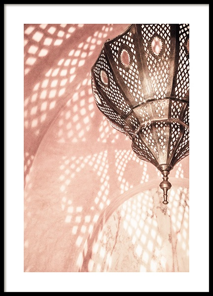 Reflection Art Poster