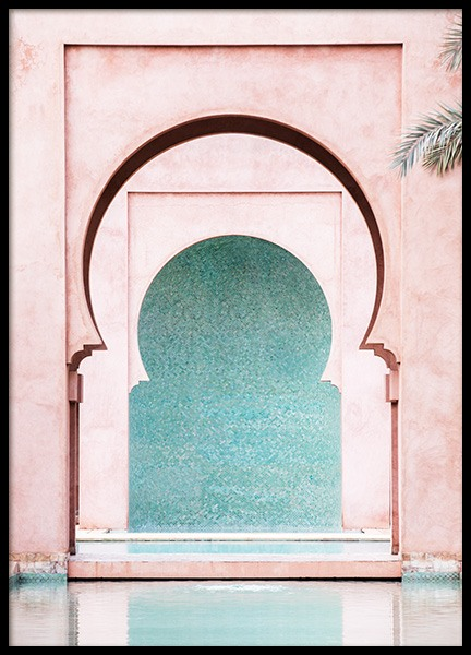 Arch of Dreams Poster