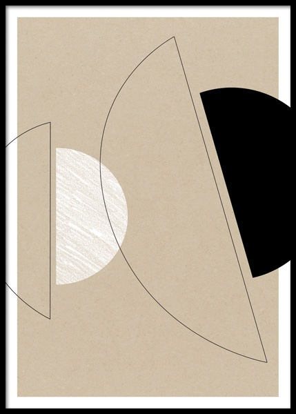 Bauhaus Graphics No1 Poster in the group Posters & Prints / Art prints at Desenio AB (14671)