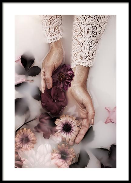 Flower Ritual Poster