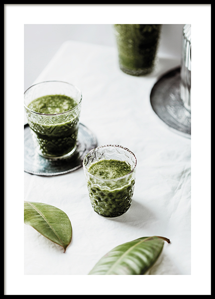Green Drink Poster