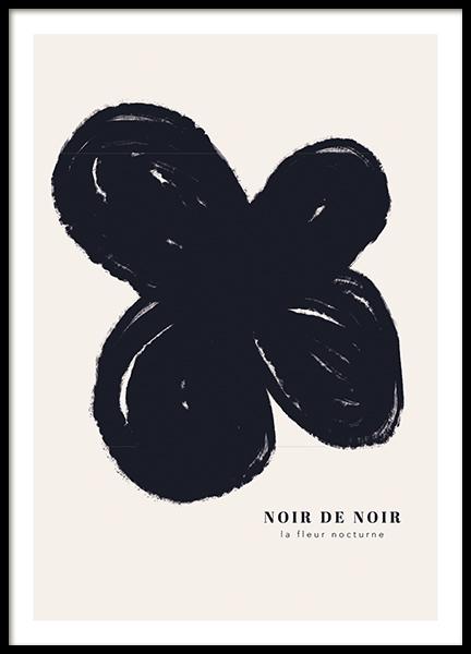 Noir de Noir Poster
