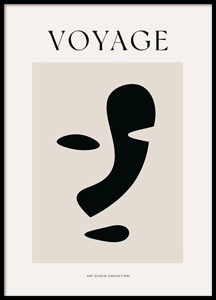 Voyage Studio Poster