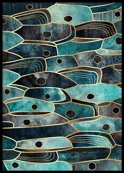 Cepa Ocean Poster