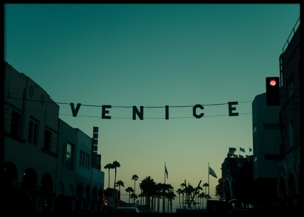 Venice La Poster in the group Posters & Prints / Photography at Desenio AB (2422)