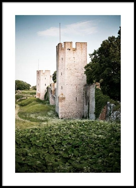 Visby Wall Poster in the group Posters & Prints / Nature at Desenio AB (2454)