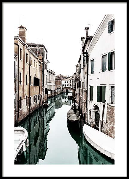 Grand Canal Venice Poster in the group Posters & Prints / Photography at Desenio AB (2747)