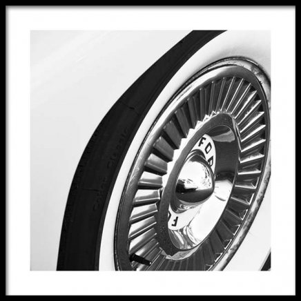 Tire Poster in the group Posters & Prints / Sizes / 50x50cm | 20x20 at Desenio AB (3327)