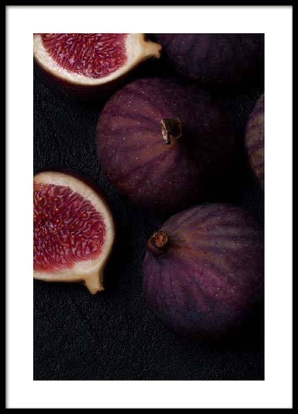 Fig Poster in the group Posters & Prints / Kitchen at Desenio AB (3536)
