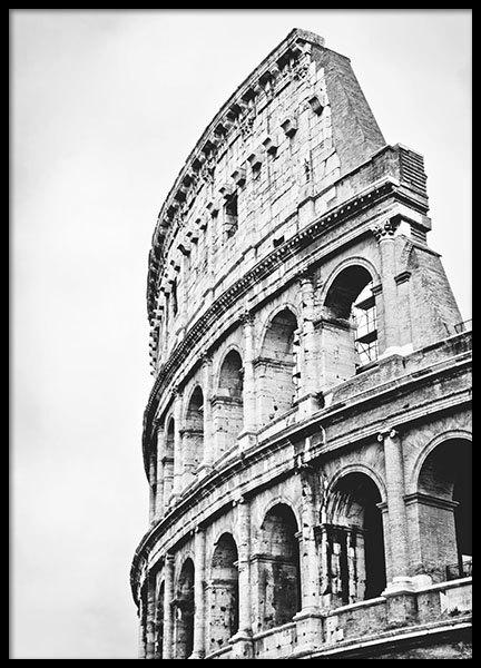 Colosseum, Poster