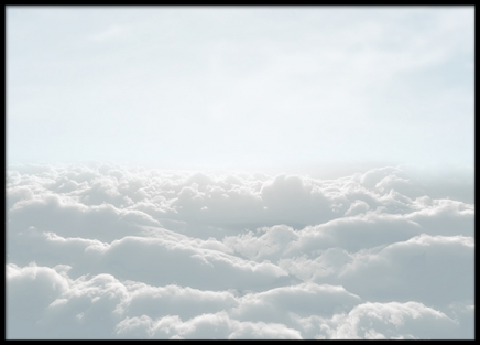 Up In The Clouds, Poster in the group Posters & Prints / Nature at Desenio AB (8521)