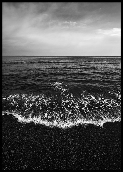 Black Water, Posters in the group Posters & Prints / Nature at Desenio AB (8579)
