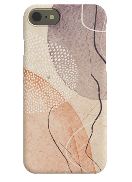 Abstract Flow iPhone Case in the group iPhone Cases / iPhone 8 at Desenio AB (C-50151)